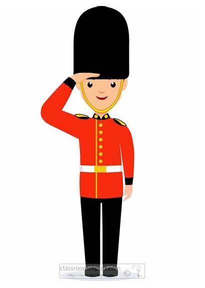 Guard Clipart Royal Queens England Queen Europe