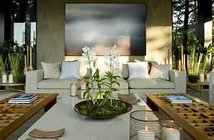 Deco Zen Salon : la maison de miss sandra ~ Teatrodelosmanantiales.com Idées de Décoration