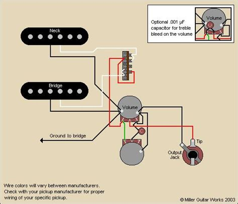 Tone Pot Wiring by How Are Volume And Tone Pots Different Telecaster