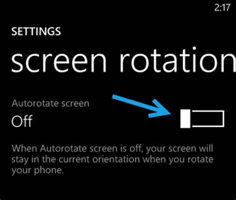 android screen rotation not working windows phone 8 lock screen orientation to portrait or