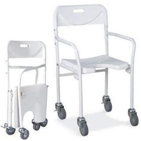 Sedia Per Doccia Anziani by Sedia Doccia Pieghevole Per Anziani E Disabili