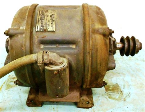 Wagner Electric Motors by Wagner Electric Induction Motor Model B953m294 Ebay