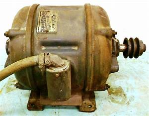 Wagner Electric Induction Motor Model  B953m294