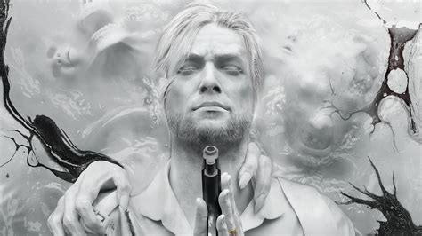 sony the evil within ps4 evil within 2 cover