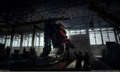 Concept Alien Cgsociety Eddie Robot