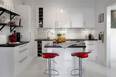 kitchen designs for 5 sqm 45 square meters apartment with kitchen island