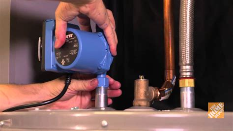 install  hot water recirculating system youtube