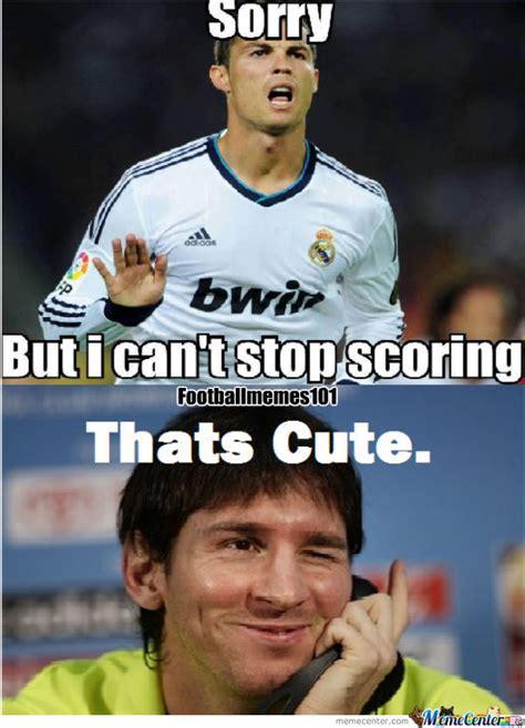 Ronaldo Meme - making fun of ronaldo lionel messi quotes quotesgram
