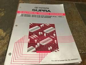1995 1996 Toyota Supra 2jz