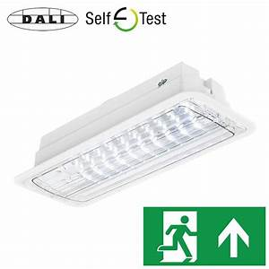 Fusion Led  8w T5 Luminaires  Exit Signs