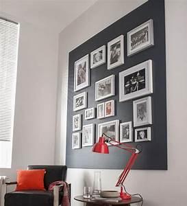 les 25 meilleures idees concernant murs de cadre sur With mur de cadres decoration