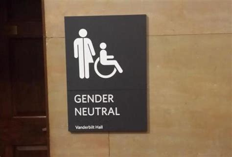 Gender Neutral Bathrooms by Closes Transgender Bathrooms After Peeping