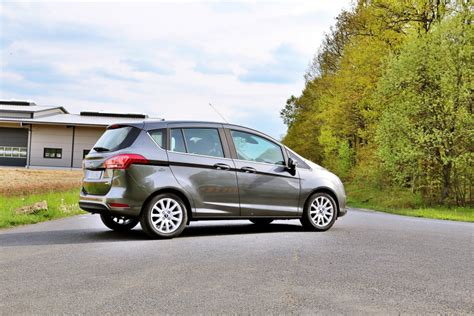 Test Ford Bmax 10 Ecoboost