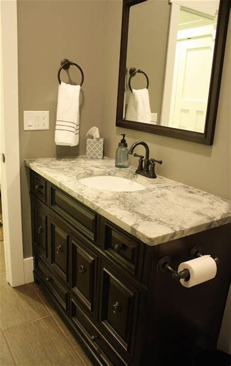 bathroom cabinets and countertops salle de bain avec comptoir de granite super white