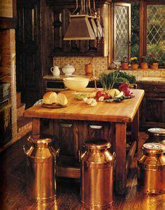 English Farmhouse on Pinterest   Elsie De Wolfe, English
