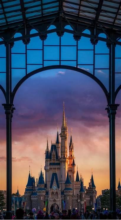 Disneyland Disney Iphone Wallpapers Castle Phone Backgrounds