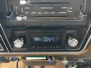 New Radio For The Copper Truck