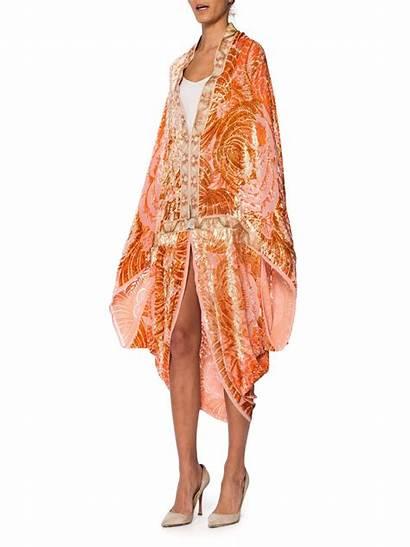 Kimono Silk 1stdibs Cocoon Velvet