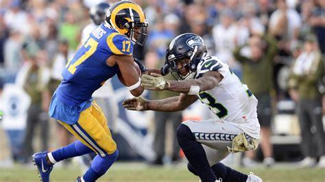 rams  seahawks  updates highlights stats  key