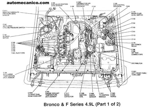 1994 Ford Aerostar Engine Diagram by Ford Sensores Light Trucks Vans 1991 94