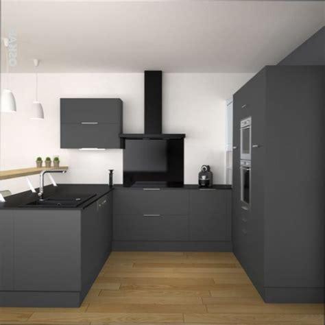 meuble de cuisine gris anthracite stunning meuble de cuisine gris anthracite contemporary