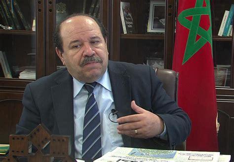 du secretaire general abdallah boussouf secr 233 taire g 233 n 233 ral du ccme challenge ma