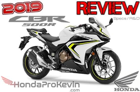honda cbrr review specs  cbr  explained