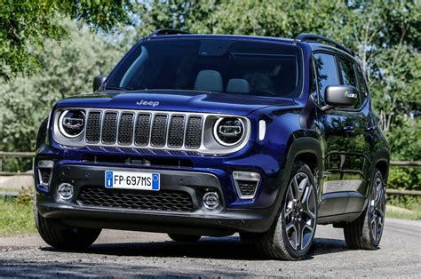 2019 Jeep Renegade Shows Off New Face - Motor Trend