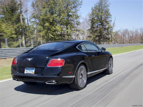 2014 Bentley Continental Gt W12 Le Mans Limited Edition