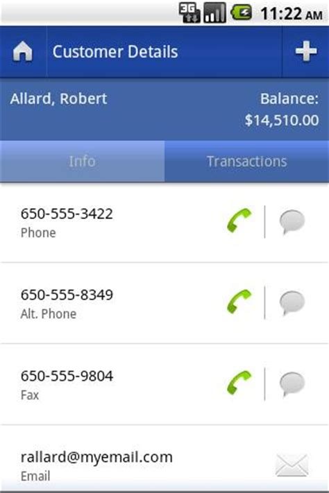 quickbooks for android intuit quickbooks mobile for android now available for