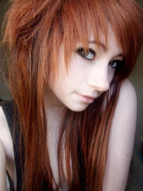 The Sometimes Scary But Still Cute Emo Girls Pics