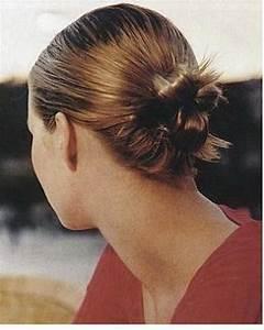 Chignon Cheveux Mi Long : chignons cheveux mi longs ~ Melissatoandfro.com Idées de Décoration