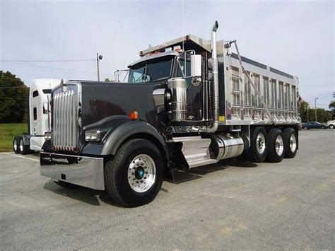 new kenworth w900l for sale dump trucks for sale new 2013 kenworth dump truck w900l