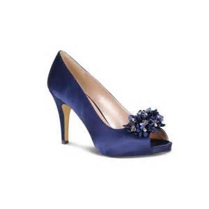 navy wedding shoes lunar flr117 navy blue satin shoe with bead trim lunar from crichton shoes uk