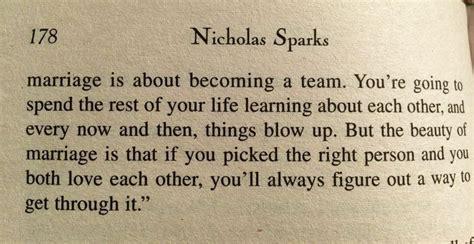 25+ Best Nicholas Sparks Quotes On Pinterest