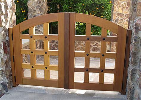 wooden garden gate designs plans easy diy woodworking