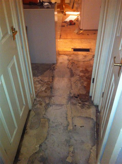 temporary floor fix ikea laminate  concrete  wooden