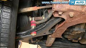 How To Install Stabilizer Link Chevy Cavalier Pontiac