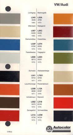 68 vw transporter original colors google haku original