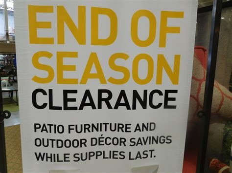 end of season clearance patio furniture chicpeastudio