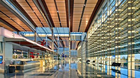 sacramento international airport terminal  modernization