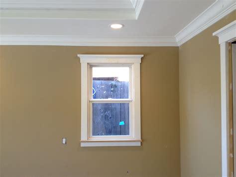 Window Crown Molding window trim molding ideas studio design gallery