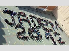 Jóvenes de toda España se concentran en el colegio Amor de