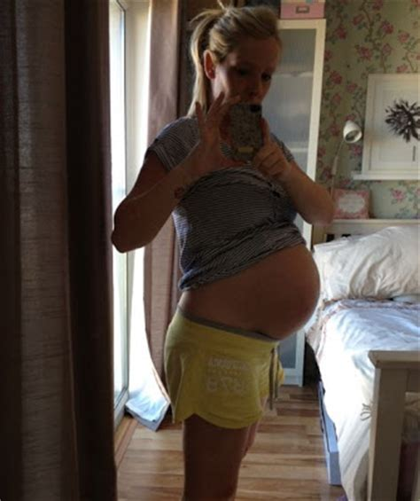 bump baby blog weeks pregnant update delivery date