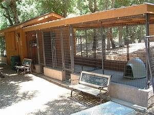 knotty pine ranch dog kennels With outdoor dog kennel designs