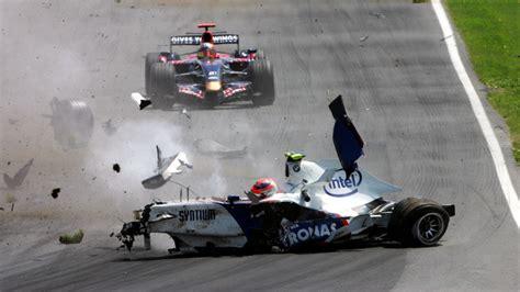 Formula 1 Crashes