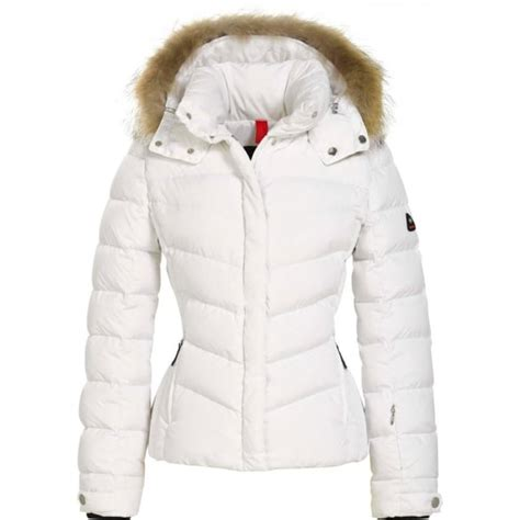 designer ski jackets bogner sally d in white designer ski jacket bogner