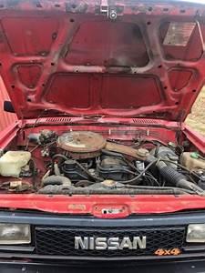 1985 Nissan Datsun 720 4x4 Pickup Truck King Cab 2 4l Z24
