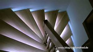 Treppenbeleuchtung Led Innen : led treppenbeleuchtung teil 2 led stair lighting part 2 youtube ~ Sanjose-hotels-ca.com Haus und Dekorationen