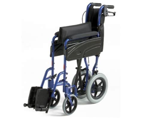 fauteuil de transfert pliable alu lite invacare